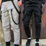 Мужские котонновые штаны новинка цвета