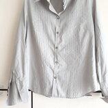 Летняя легкая рубашка котон 100%
