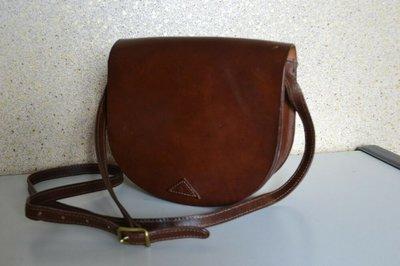 Leonhard heyden мужская кожаная сумка из толстой кожи