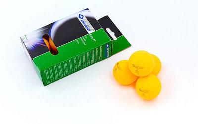 Набор мячей для настольного тенниса Donic Elite 618017 6 мячей в комплекте