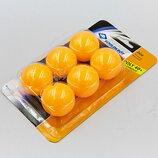Набор мячей для настольного тенниса Donic Jade 618378 6 мячей в комплекте