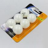 Набор мячей для настольного тенниса Donic Jade 618371 6 мячей в комплекте