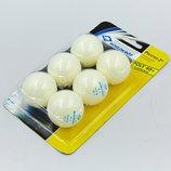 Набор мячей для настольного тенниса Donic Prestige 658021 6 мячей в комплекте 2 Star
