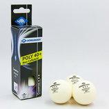 Набор мячей для настольного тенниса Donic Champion 608540 3 мяча в комплекте 3 Star