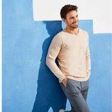 Мужской джемпер пуловер свитер Livergy Германия