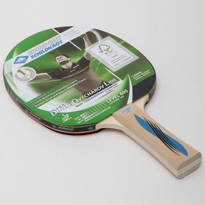 Ракетка для настольного тенниса Donic Level 400 Ovtcharov 705242