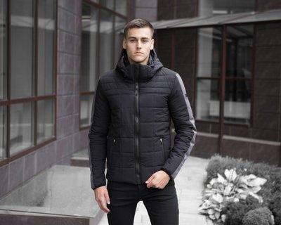 Куртка Pobedov Jacket Pasparty Black