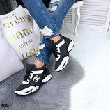 Женские кроссовки Chanel бренд