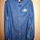 Scotch soda джинсовая рубашка М scotch&soda скотч сода