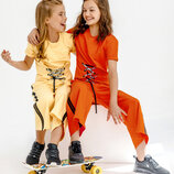 Спортивный костюм для девочки 134-152 см.