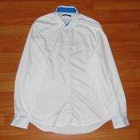 Белая рубашка с длинным рукавом, XXL, 44, 52 Состояние новой