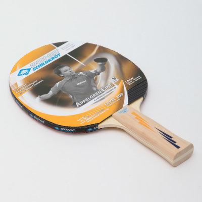 Ракетка для настольного тенниса Donic Level 200 Appel Green Line 703002