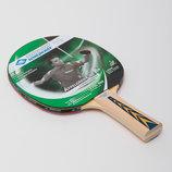 Ракетка для настольного тенниса Donic Level 400 Appel Green Line 703005