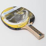 Ракетка для настольного тенниса Donic Level 500 Appel Green Line 713034