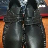 Школьные туфли для мальчика, школьные туфли 22,5 см