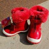 Распродажа Зимние ботинки для девочек
