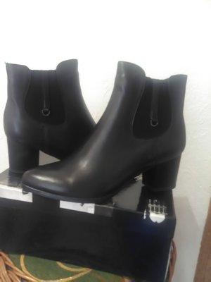 Супер шкіряні демі черевички
