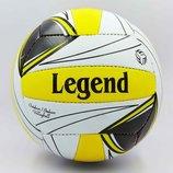 Мяч волейбольный Legend 0144 размер 5, PU сшит вручную
