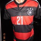 Спортивная футбольная футболка зб Германии Reus.xs-s