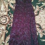 Платье вечернее нарядное,50р