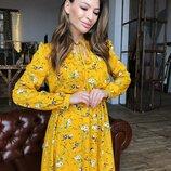 Красивое платье «Оливия» одиннадцать расцветок