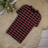 Качественный стильный топ блуза от Marks & Spencer рр 10 наш 44