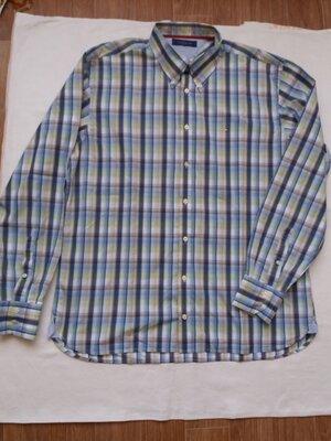 Рубашка полоска р.52/54.бренд.