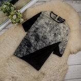 Очень качественная и стильная блуза топ от ZARA рр М наш 46-48