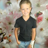 футболка спортивная на мальчика 6-9 лет отл. сост. обмен