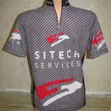 Футболка спортивная мужская 46-48 размер M футболка вело велофутболка