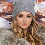 Модная стильна шапка «Селин» Артикул 4715