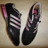 Легкие оригинальные кроссовки Аdidas 3d cushion р. 40 25,5 см