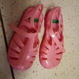 сандали босоножки аквашузы 16см