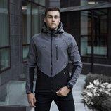 Куртка демисезонная Pobedov Soft Shell Jacket Romka