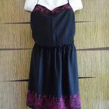Платье сарафан размер 16 44 идет реально 50-52 .