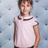 Блузка школьная для девочек три цвета