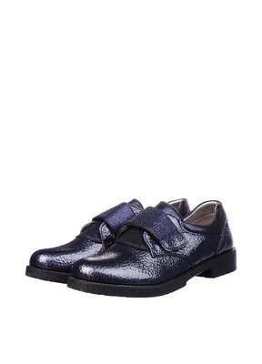 Туфли для девочки Tom.m 33, 34, 35, 36, 37, 38 р Синий C-T59-62-E