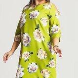 Платье Ткань костюмный 48-50,52-54,56-58,60-62