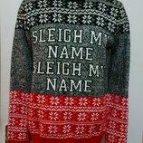 Новогодний свитер для весельчаков