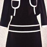 Шикарная двойка платье Elisa Landri Италия