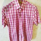 Мужская рубашка Marks & Spencer, М 39-41 15,5-16