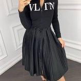 Платье с м л