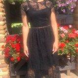 Платье гипюр 42-44,46-48