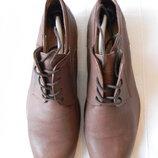 Муж.кожаные туфли Roberto Santi р.42 29 см Португалия