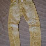 Классные молодежные стильные джинсы - варенки Free Spirit Германия 6 р