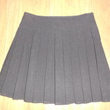 Продаю юбку в школу F&F, 8-9 лет.