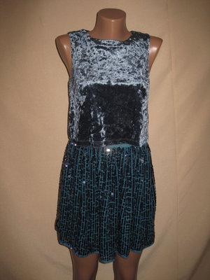 Красивое платье Некст 12л