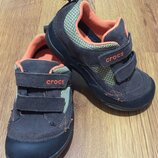 Туфли Crocs кроссовки на мальчика кроксы. Размер 29,С 12 18.3 см