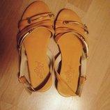 босоножки желтые 37 размер, dessy fashion