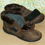 Скоро холода Стильные теплые ботиночки
